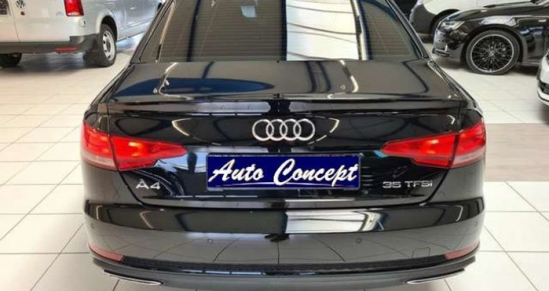 Audi A4 35 TFSI 150ch Noir occasion à LANESTER - photo n°5