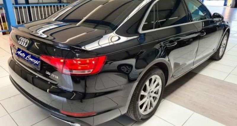Audi A4 35 TFSI 150ch Noir occasion à LANESTER - photo n°6