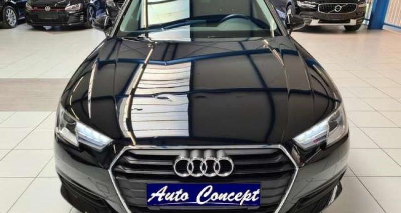Audi A4 35 TFSI 150ch Noir occasion à LANESTER - photo n°2