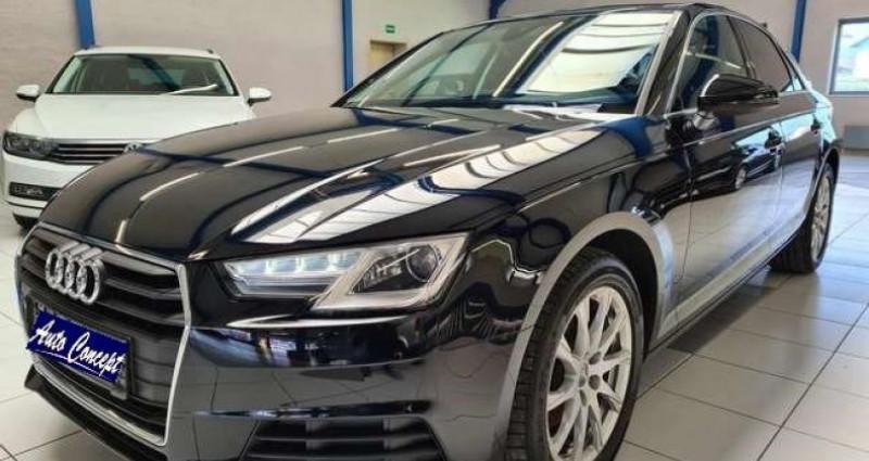 Audi A4 35 TFSI 150ch Noir occasion à LANESTER