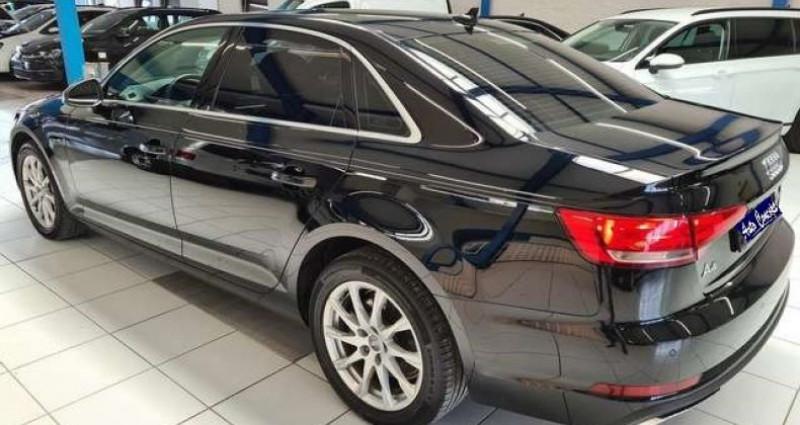 Audi A4 35 TFSI 150ch Noir occasion à LANESTER - photo n°4