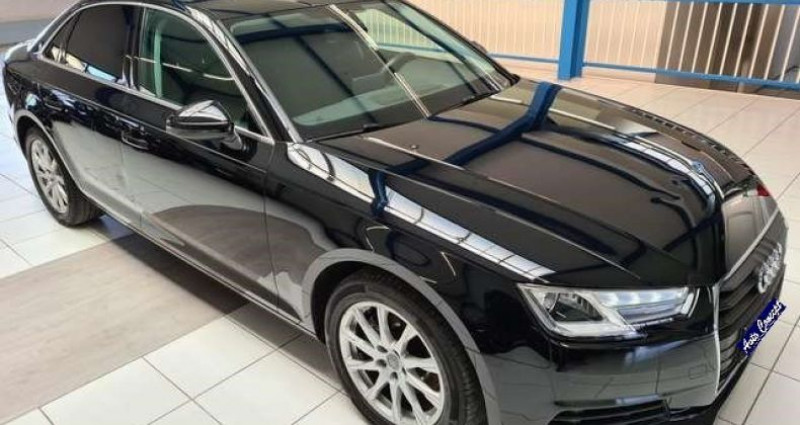 Audi A4 35 TFSI 150ch Noir occasion à LANESTER - photo n°3