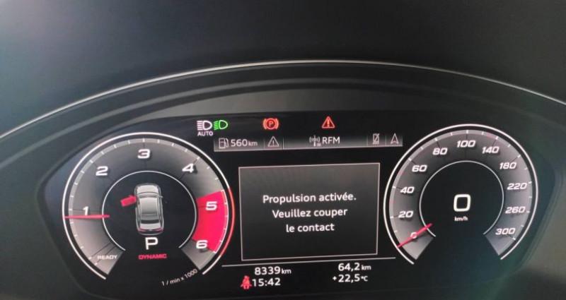 Audi A4 40 TDI 190 S tronic 7 Avus  occasion à Saint-Ouen - photo n°7