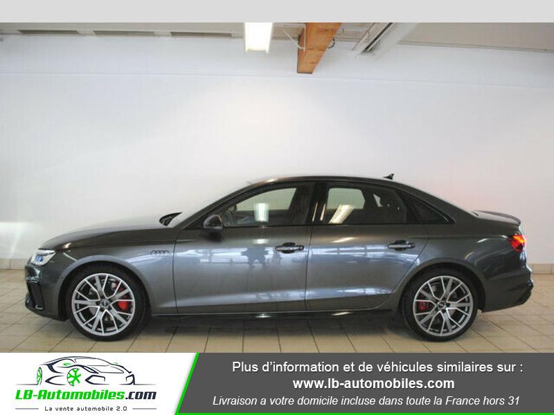 Audi A4 45 TFSI 245 S-tronic Gris occasion à Beaupuy - photo n°4