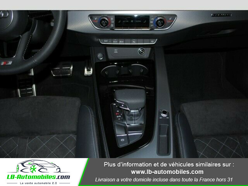 Audi A4 45 TFSI 245 S-tronic Gris occasion à Beaupuy - photo n°10