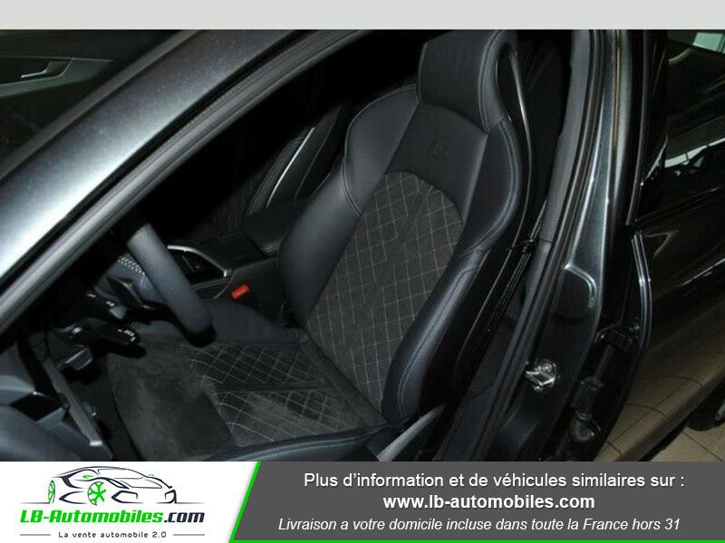 Audi A4 45 TFSI 245 S-tronic Gris occasion à Beaupuy - photo n°6