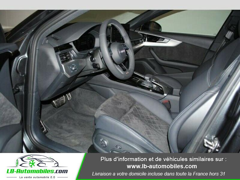 Audi A4 45 TFSI 245 S-tronic Gris occasion à Beaupuy - photo n°5