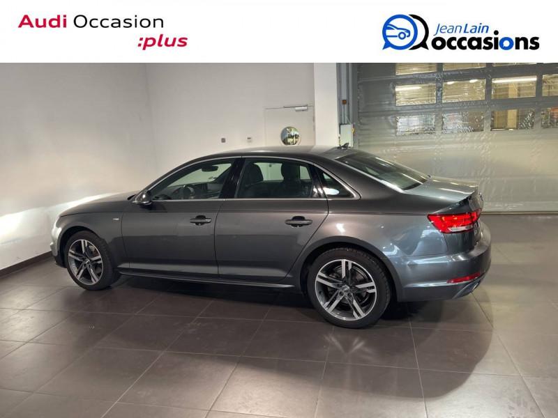 Audi A4 A4 2.0 TDI 150 S line 4p  occasion à Seynod - photo n°7