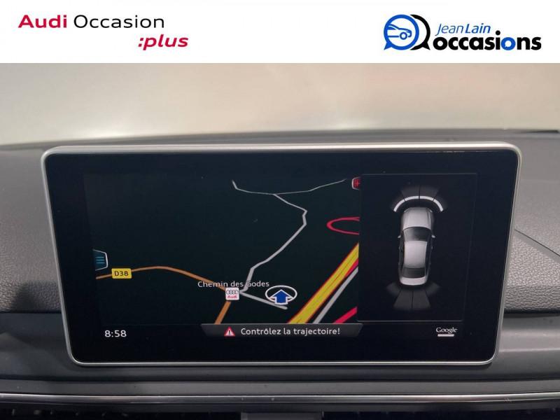 Audi A4 A4 2.0 TDI 150 S line 4p  occasion à Seynod - photo n°16