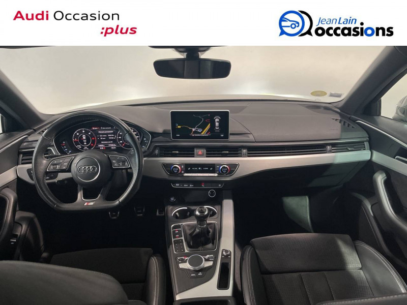 Audi A4 A4 2.0 TDI 150 S line 4p  occasion à Seynod - photo n°18