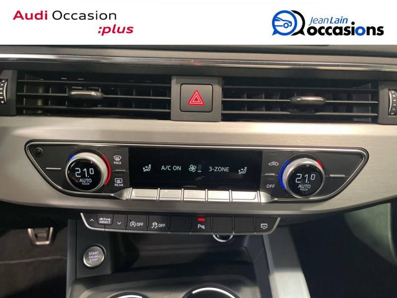 Audi A4 A4 2.0 TDI 150 S line 4p  occasion à Seynod - photo n°14