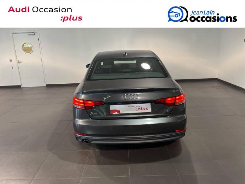 Audi A4 A4 2.0 TDI 150 S line 4p  occasion à Seynod - photo n°6