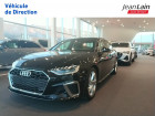 Audi A4 A4 35 TDI 163 S tronic 7 S line 4p Noir à Cessy 01