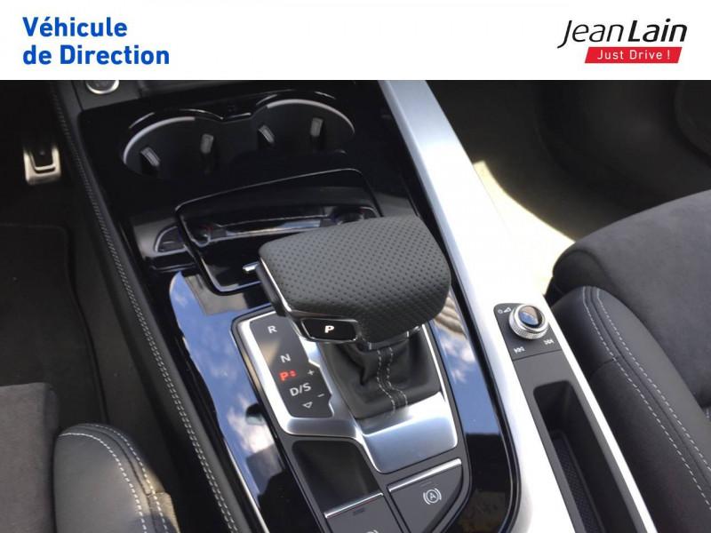 Audi A4 A4 40 TDI 204 S tronic 7 Quattro S Edition 4p Noir occasion à Échirolles - photo n°13