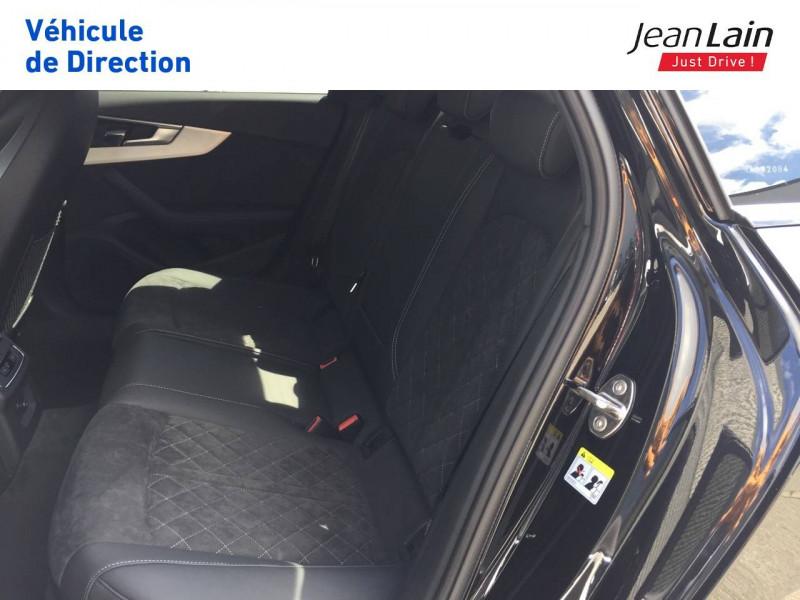 Audi A4 A4 40 TDI 204 S tronic 7 Quattro S Edition 4p Noir occasion à Échirolles - photo n°17