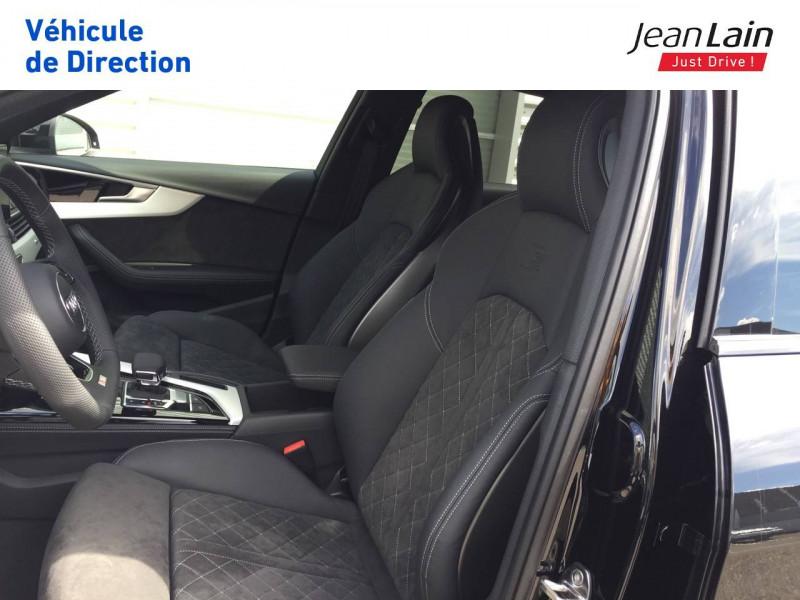 Audi A4 A4 40 TDI 204 S tronic 7 Quattro S Edition 4p Noir occasion à Échirolles - photo n°11