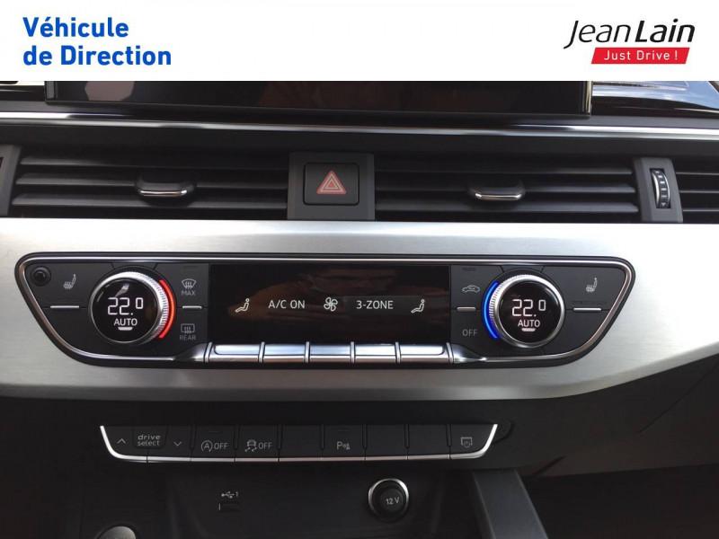 Audi A4 A4 40 TDI 204 S tronic 7 Quattro S Edition 4p Noir occasion à Échirolles - photo n°14