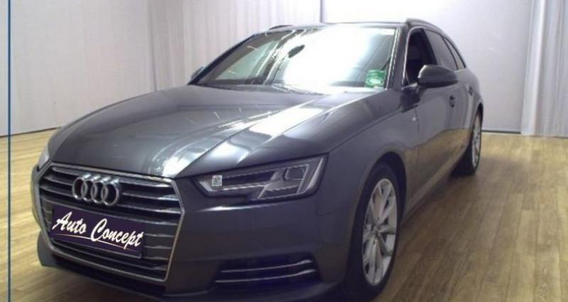 Audi A4 V (B9) 3.0 V6 TDI 218ch S line S tronic 7 Gris occasion à LANESTER