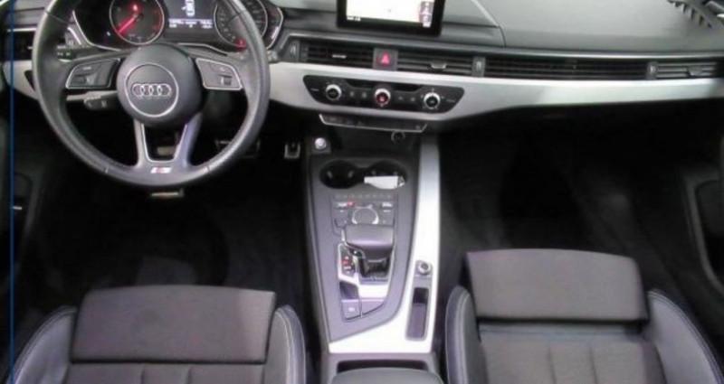 Audi A4 V (B9) 3.0 V6 TDI 218ch S line S tronic 7 Gris occasion à LANESTER - photo n°5