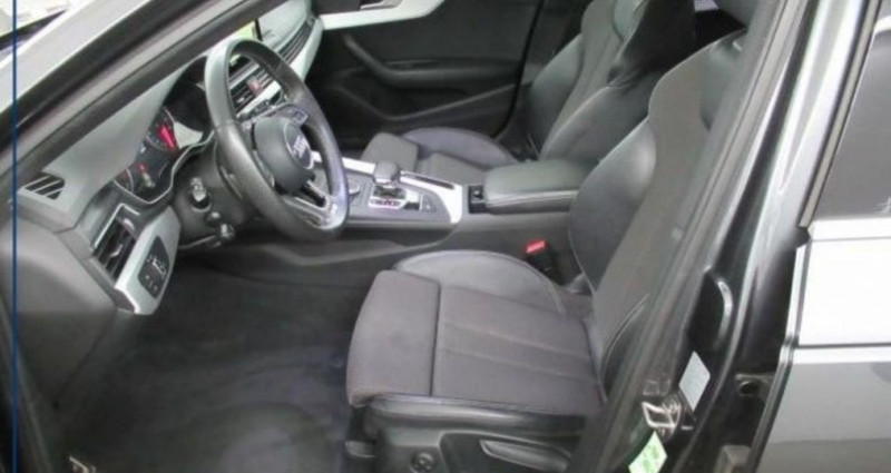 Audi A4 V (B9) 3.0 V6 TDI 218ch S line S tronic 7 Gris occasion à LANESTER - photo n°6