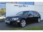 Audi A4 V6 3.0 TDI 272 TIPTRONIC 8 QUATTRO S line Noir à MERIGNAC 33