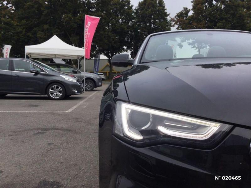 Audi A5 Cabriolet 2.0 TDI 190ch clean diesel S line Multitronic Euro6  occasion à Saint-Quentin - photo n°19
