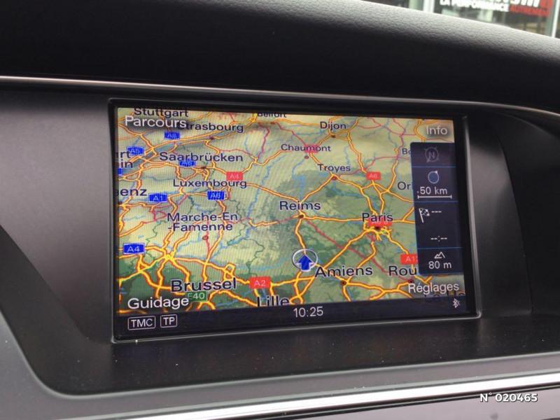 Audi A5 Cabriolet 2.0 TDI 190ch clean diesel S line Multitronic Euro6  occasion à Saint-Quentin - photo n°11