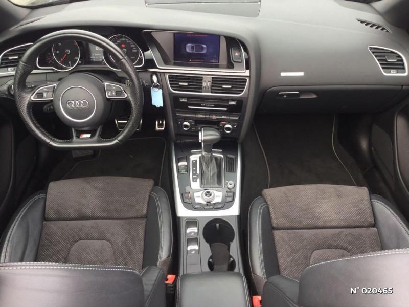Audi A5 Cabriolet 2.0 TDI 190ch clean diesel S line Multitronic Euro6  occasion à Saint-Quentin - photo n°10