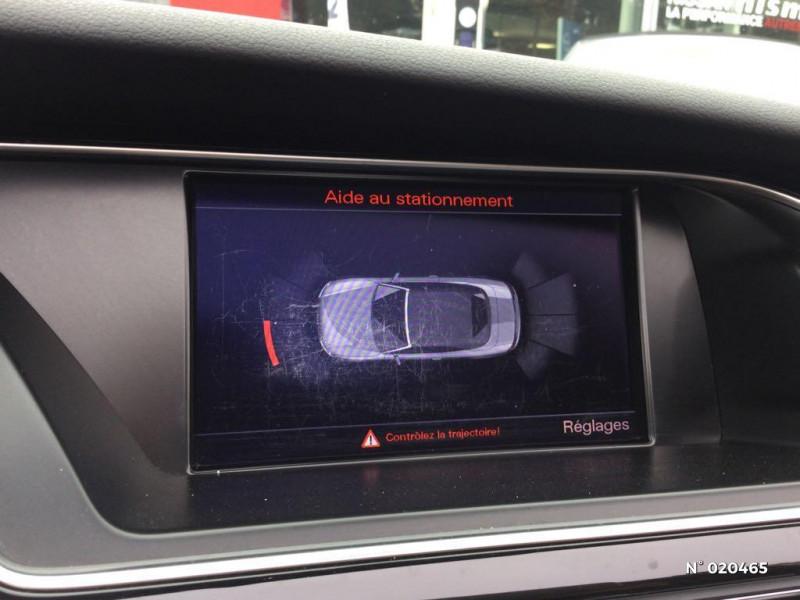 Audi A5 Cabriolet 2.0 TDI 190ch clean diesel S line Multitronic Euro6  occasion à Saint-Quentin - photo n°13