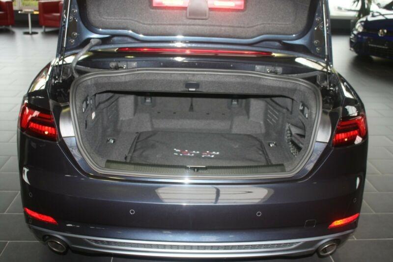Audi A5 Cabriolet 2.0 TFSI 190CH S LINE S TRONIC 7 Bleu occasion à Villenave-d'Ornon - photo n°5