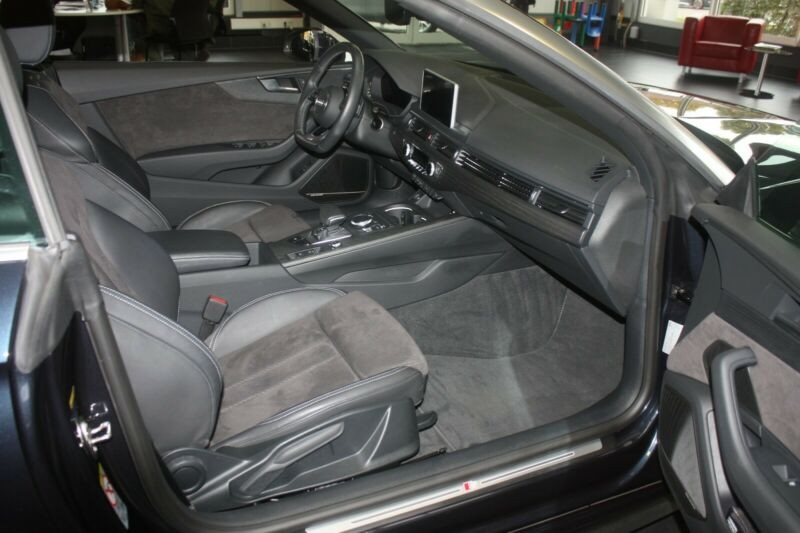 Audi A5 Cabriolet 2.0 TFSI 190CH S LINE S TRONIC 7 Bleu occasion à Villenave-d'Ornon - photo n°7