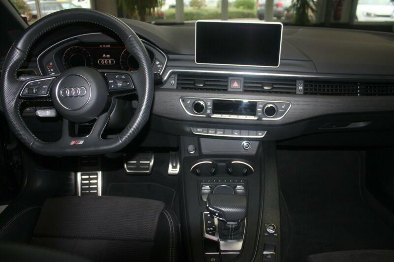 Audi A5 Cabriolet 2.0 TFSI 190CH S LINE S TRONIC 7 Bleu occasion à Villenave-d'Ornon - photo n°8