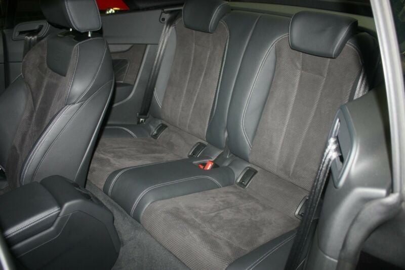 Audi A5 Cabriolet 2.0 TFSI 190CH S LINE S TRONIC 7 Bleu occasion à Villenave-d'Ornon - photo n°9
