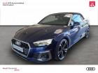 Audi A5 Cabriolet A5 Cabriolet 40 TDI 204 S tronic 7 S Line 2p Bleu à montauban 82