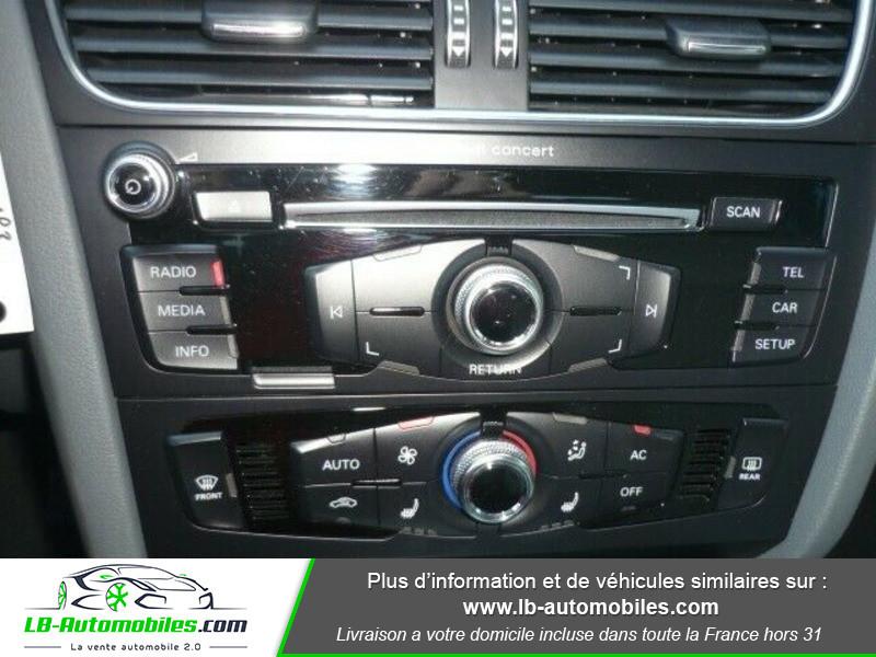 Audi A5 Sportback 1.8 TFSI 170 Bleu occasion à Beaupuy - photo n°4