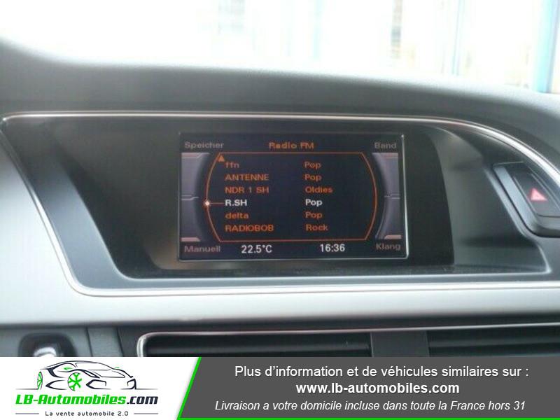 Audi A5 Sportback 1.8 TFSI 170 Bleu occasion à Beaupuy - photo n°3