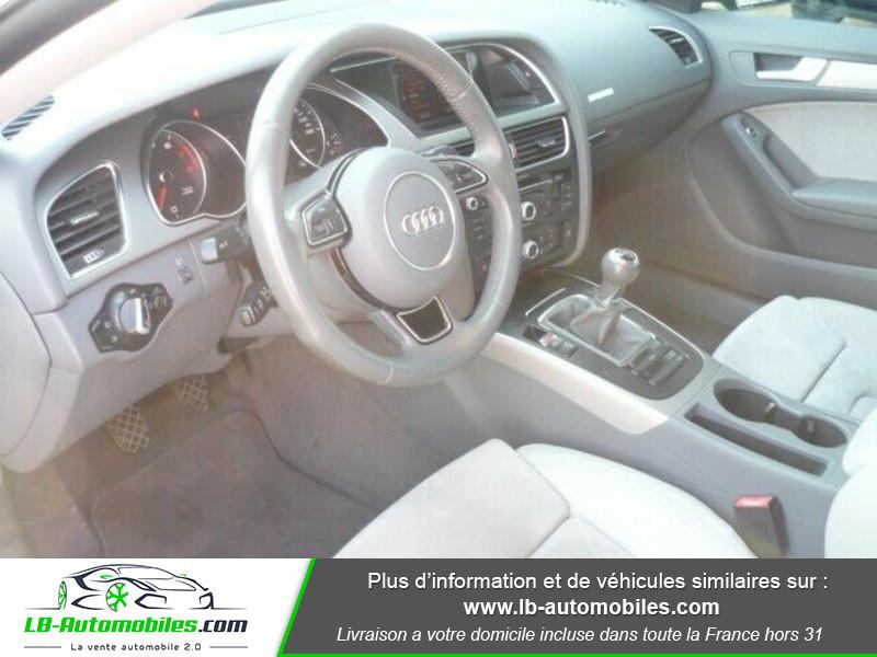 Audi A5 Sportback 1.8 TFSI 170 Bleu occasion à Beaupuy - photo n°2