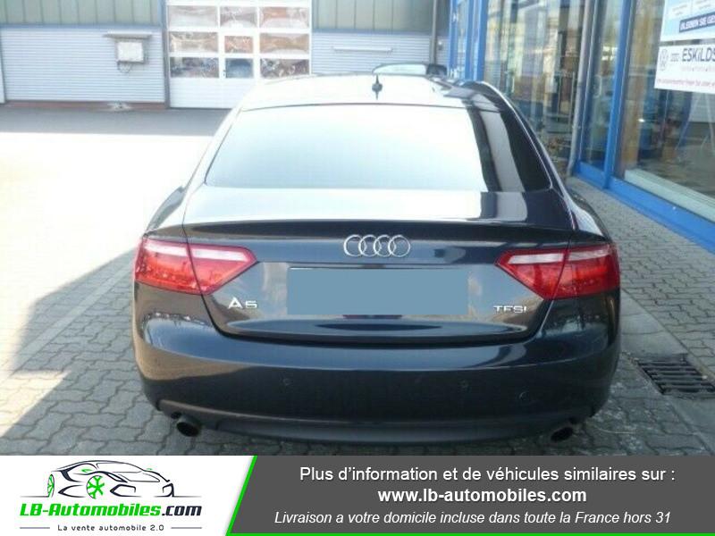 Audi A5 Sportback 1.8 TFSI 170 Bleu occasion à Beaupuy - photo n°6
