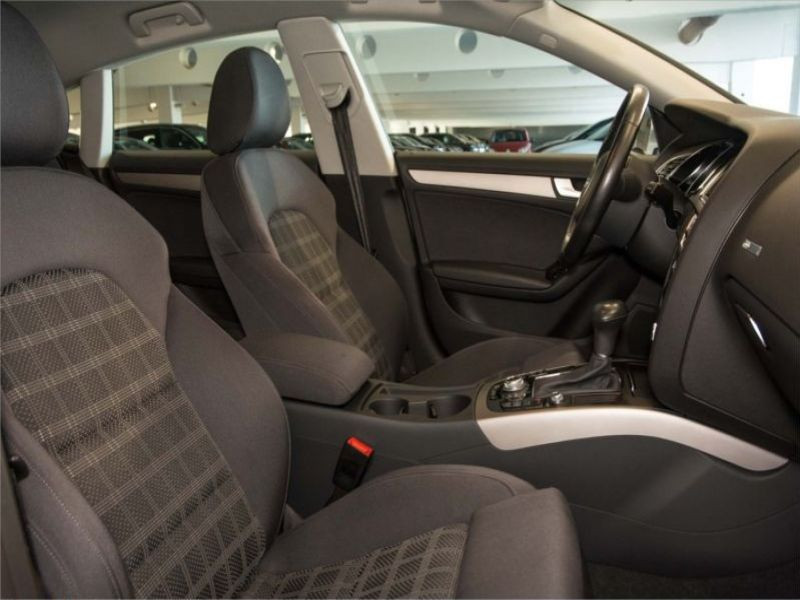 Audi A5 Sportback 1.8 TFSI 170cv Gris occasion à Beaupuy - photo n°4