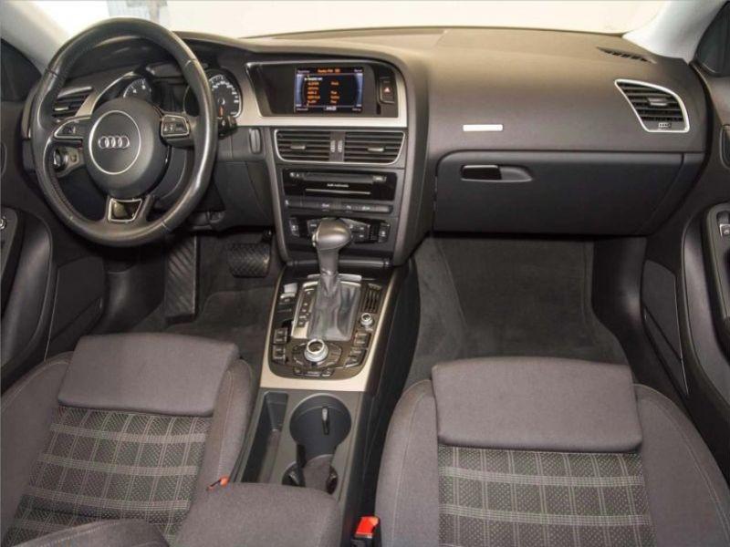 Audi A5 Sportback 1.8 TFSI 170cv Gris occasion à Beaupuy - photo n°2