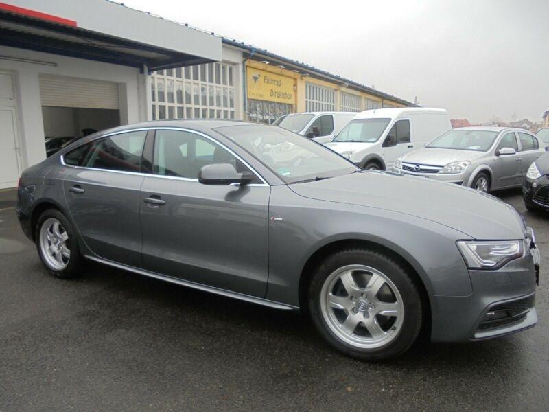 Audi A5 Sportback 1.8 TFSI 177CH S LINE MULTITRONIC  occasion à Villenave-d'Ornon - photo n°6