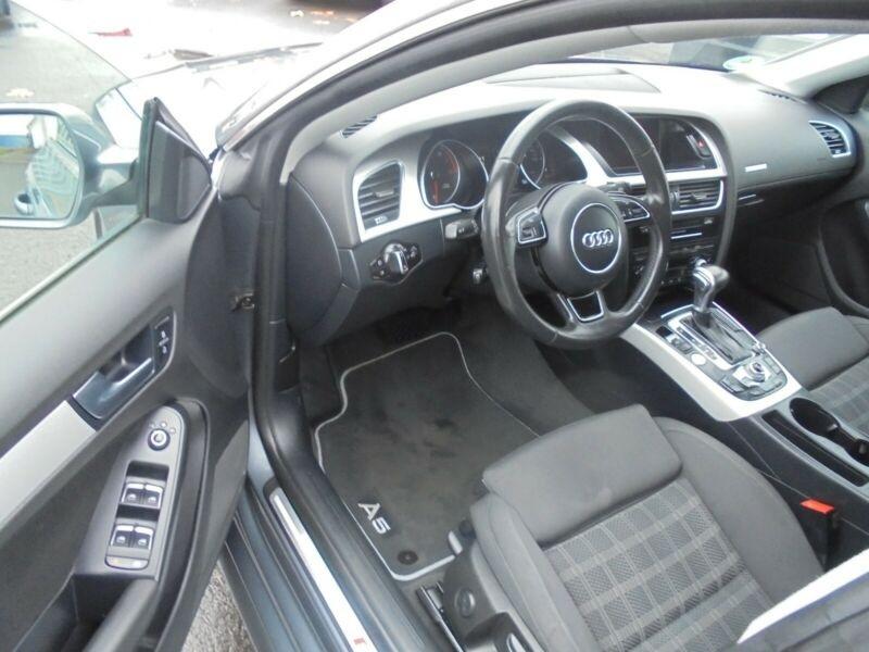 Audi A5 Sportback 1.8 TFSI 177CH S LINE MULTITRONIC  occasion à Villenave-d'Ornon - photo n°8