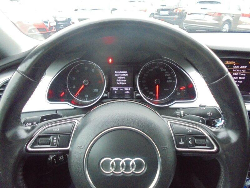 Audi A5 Sportback 1.8 TFSI 177CH S LINE MULTITRONIC  occasion à Villenave-d'Ornon - photo n°9