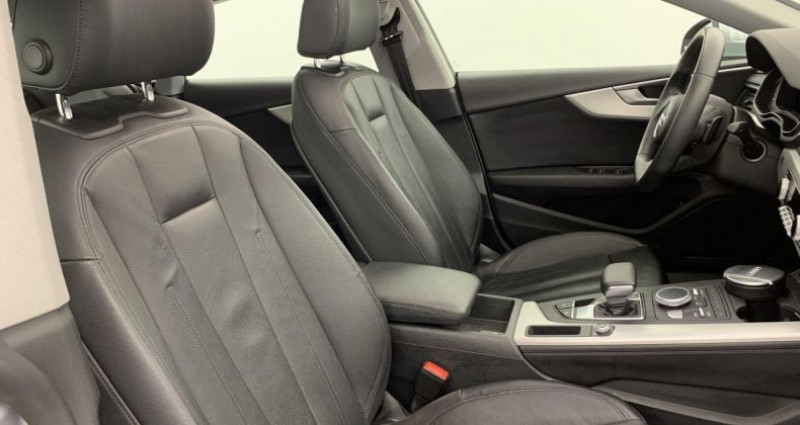 Audi A5 Sportback 2.0 TDI 150 S TRONIC 7 LUXE Gris occasion à MARSEILLE - photo n°6