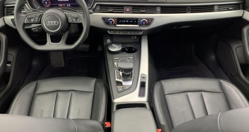 Audi A5 Sportback 2.0 TDI 150 S TRONIC 7 LUXE Gris occasion à MARSEILLE - photo n°7