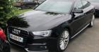 Audi A5 Sportback 2.0 TDI 150CH CLEAN DIESEL S LINE MULTITRONIC EURO6 Noir à VOREPPE 38