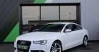Audi A5 Sportback 2.0 TDI 177 S line Blanc à Jaux 60