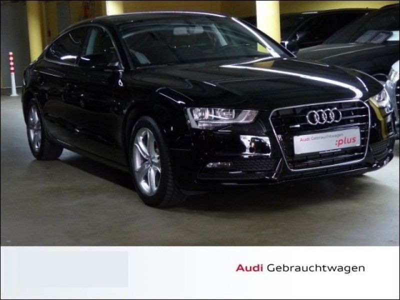 Audi A5 Sportback 2.0 TDI 177 Noir occasion à Beaupuy