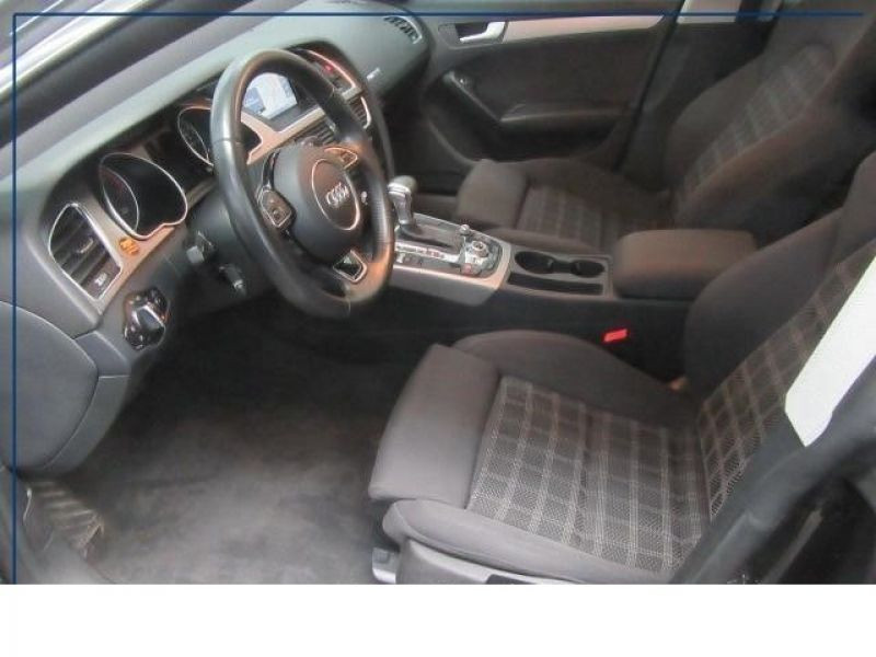 Audi A5 Sportback 2.0 TDI 177 Gris occasion à Beaupuy - photo n°4
