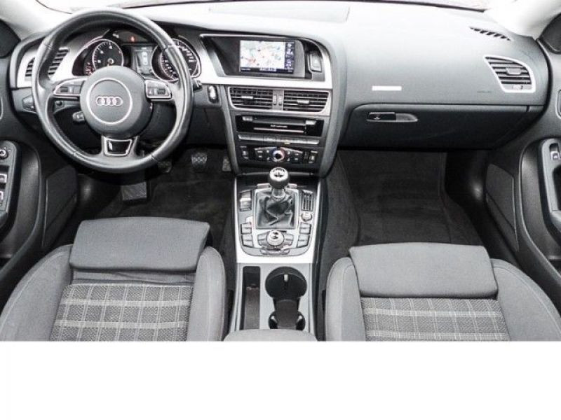 Audi A5 Sportback 2.0 TDI 177 Noir occasion à Beaupuy - photo n°2